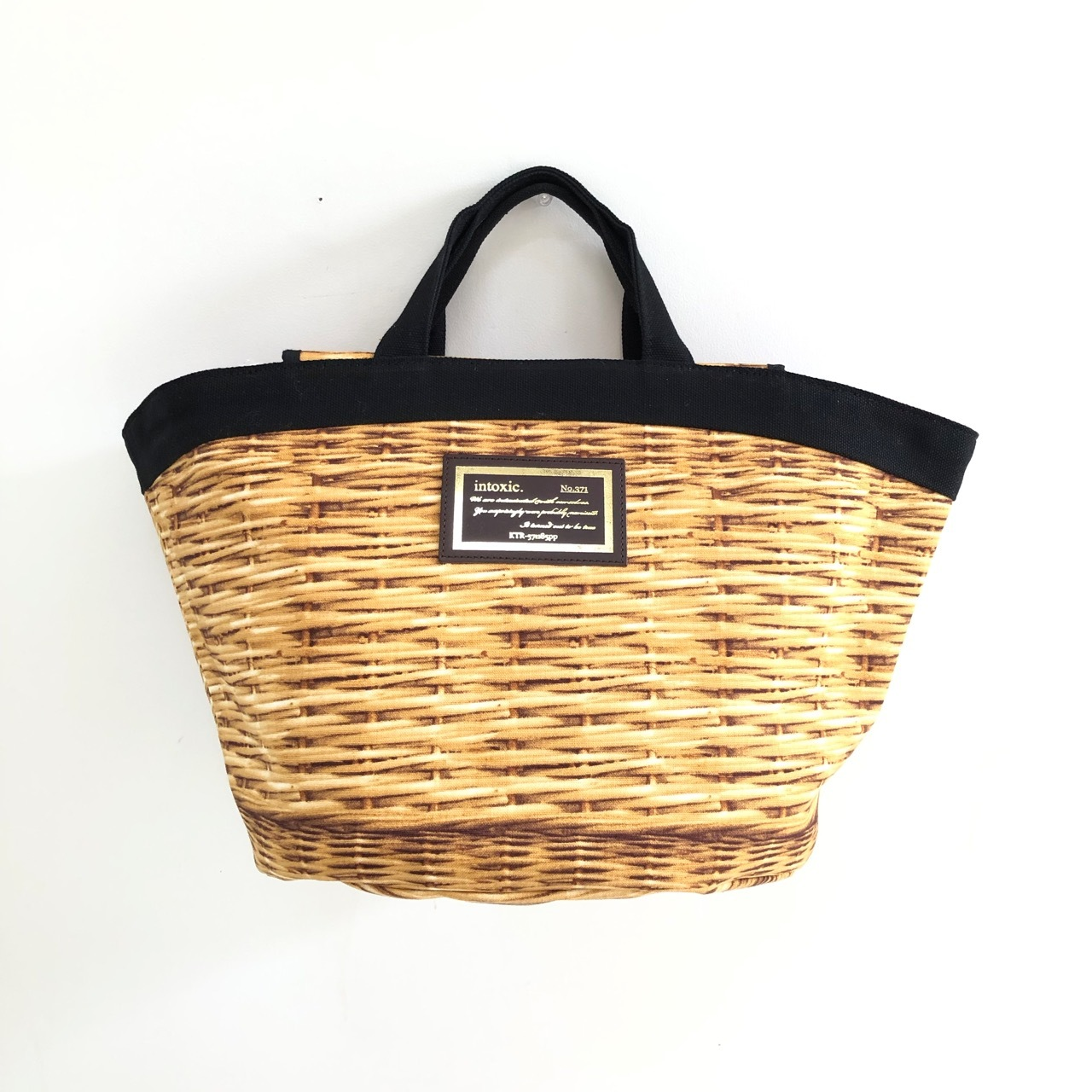 【 INTOXIC 】marche mini fake basket
