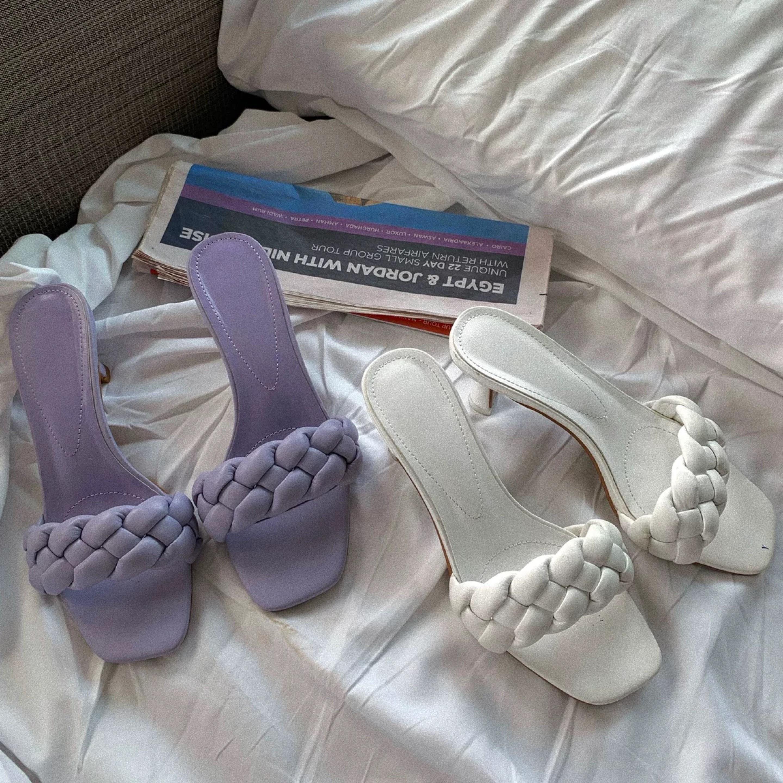 rope design sandals