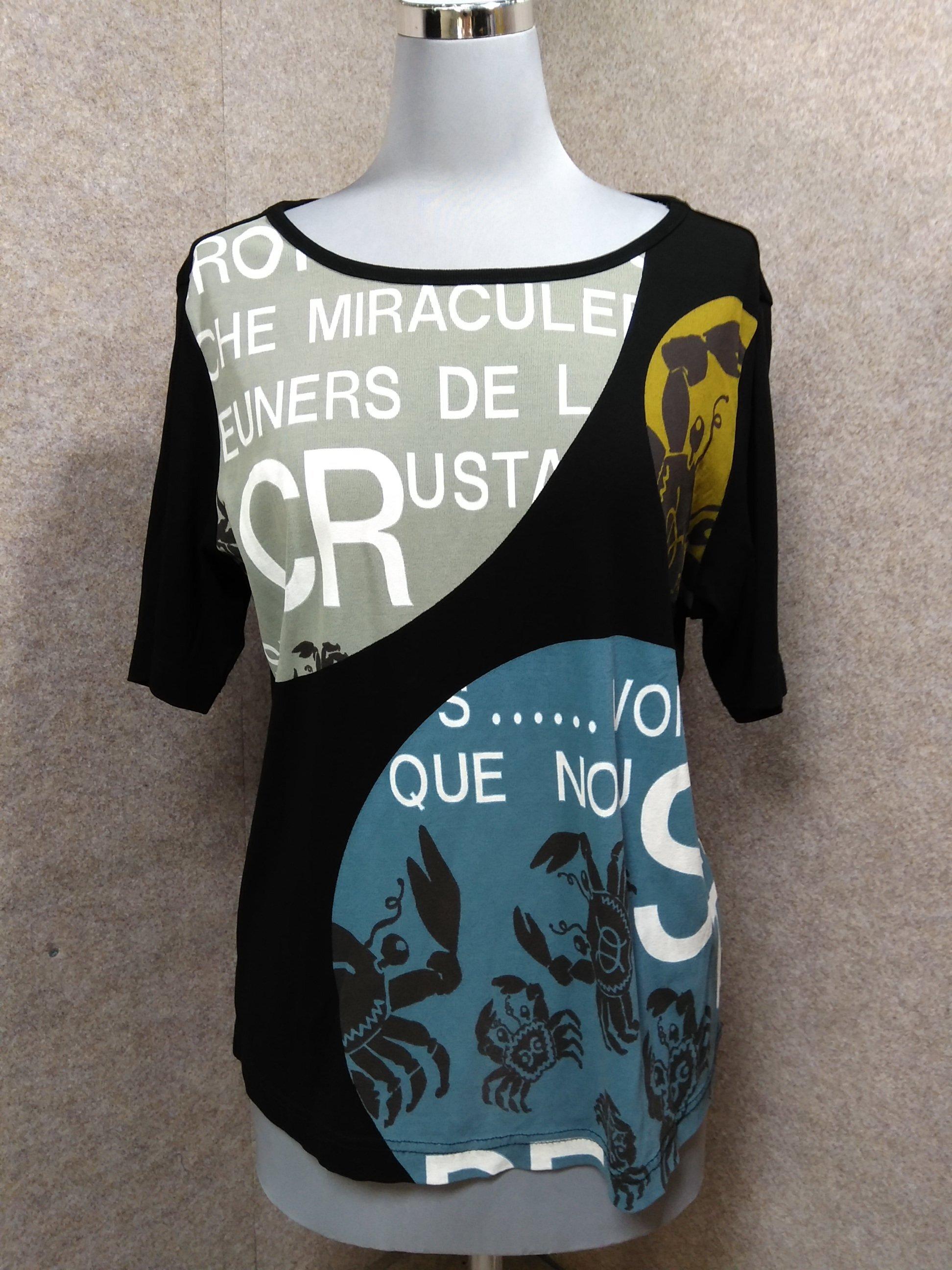 トクコ プルミエヴォル Tシャツ 9号 カニ u1080c