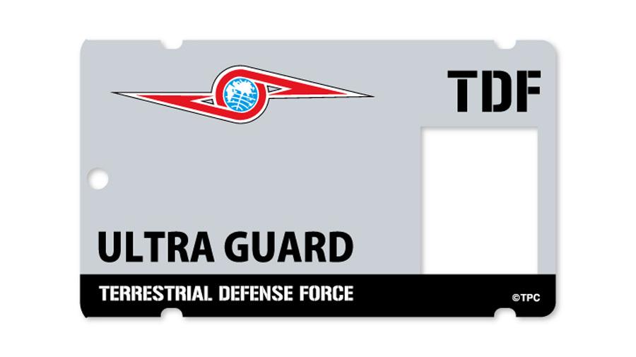 ウルトラセブン ウルトラ警備隊なりきりアクリルパスケース / グルーヴガレージ