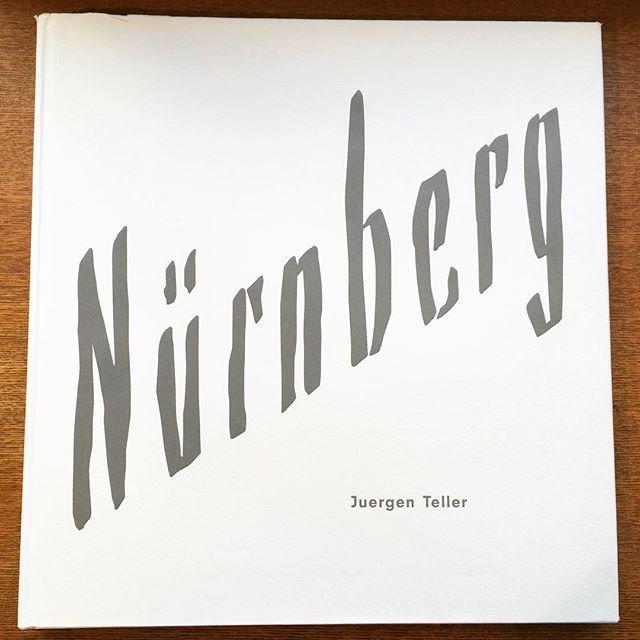 写真集「Nurnberg/Juergen Teller」 - 画像1