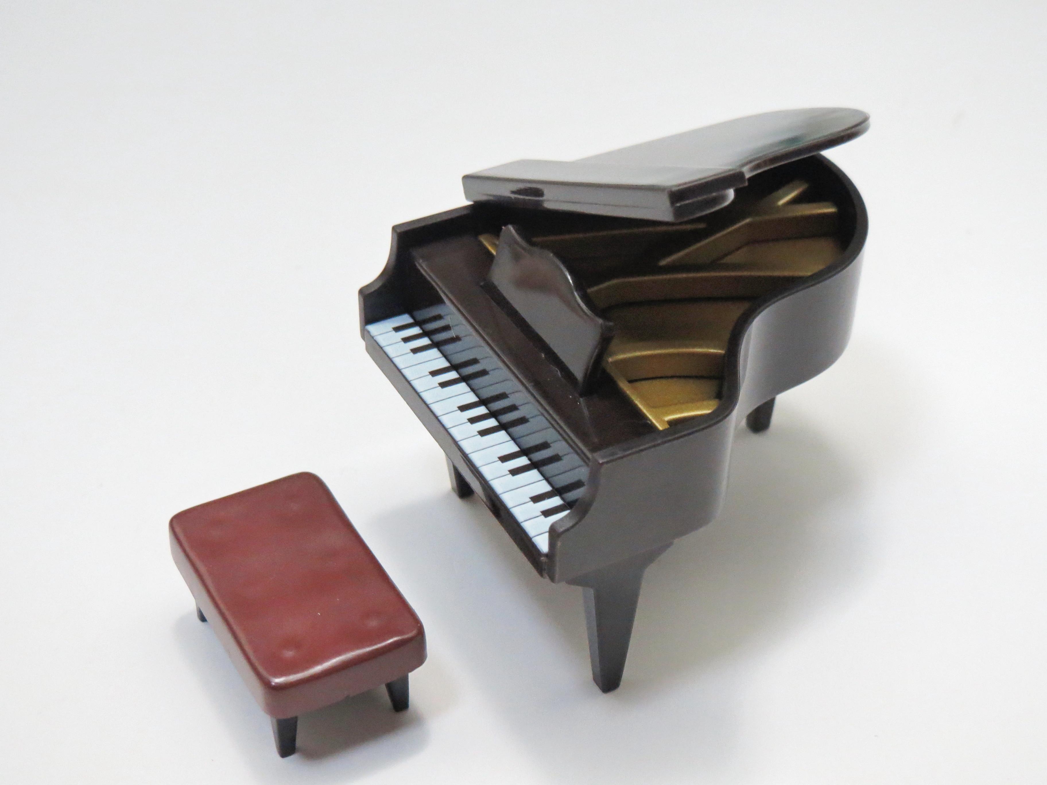 再入荷 【381a】 初音ミク セーラー服Ver. 小物パーツ ピアノ ねんどろいど