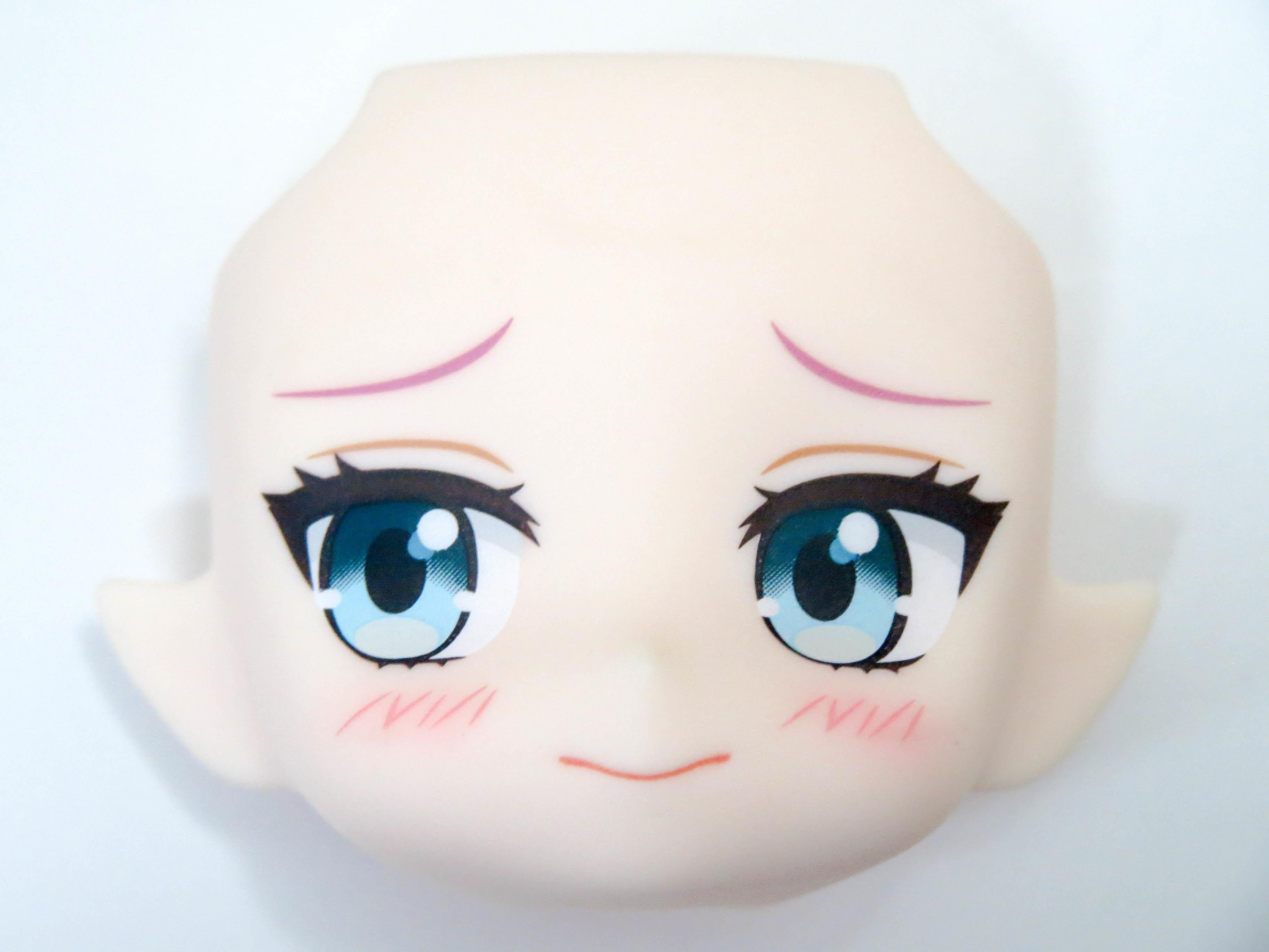 【950】 エリザベート・バートリー 顔パーツ テレ顔 ねんどろいど