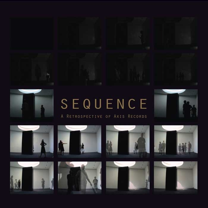 Jeff Mills『SEQUENCE』 - A Retrospective of Axis Records (Japan Collectors BOOK+MUSIC Edition) 超豪華限定盤 - 画像1