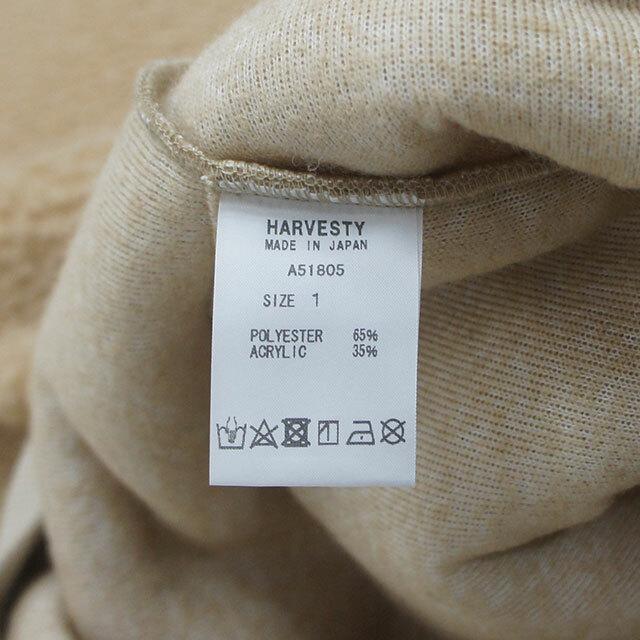 HARVESTY ハーベスティ ボアエッグワンピース (品番a51805)