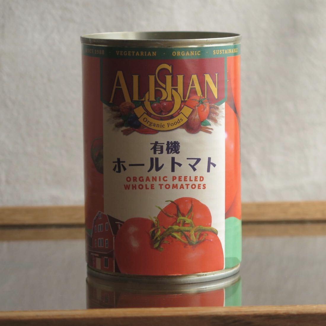 ホールトマト缶 - 画像1