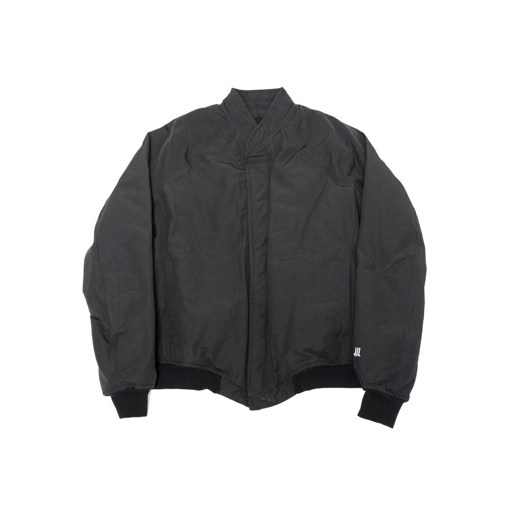 600BLM1-1-BLACK / ボマージャケット ver.1