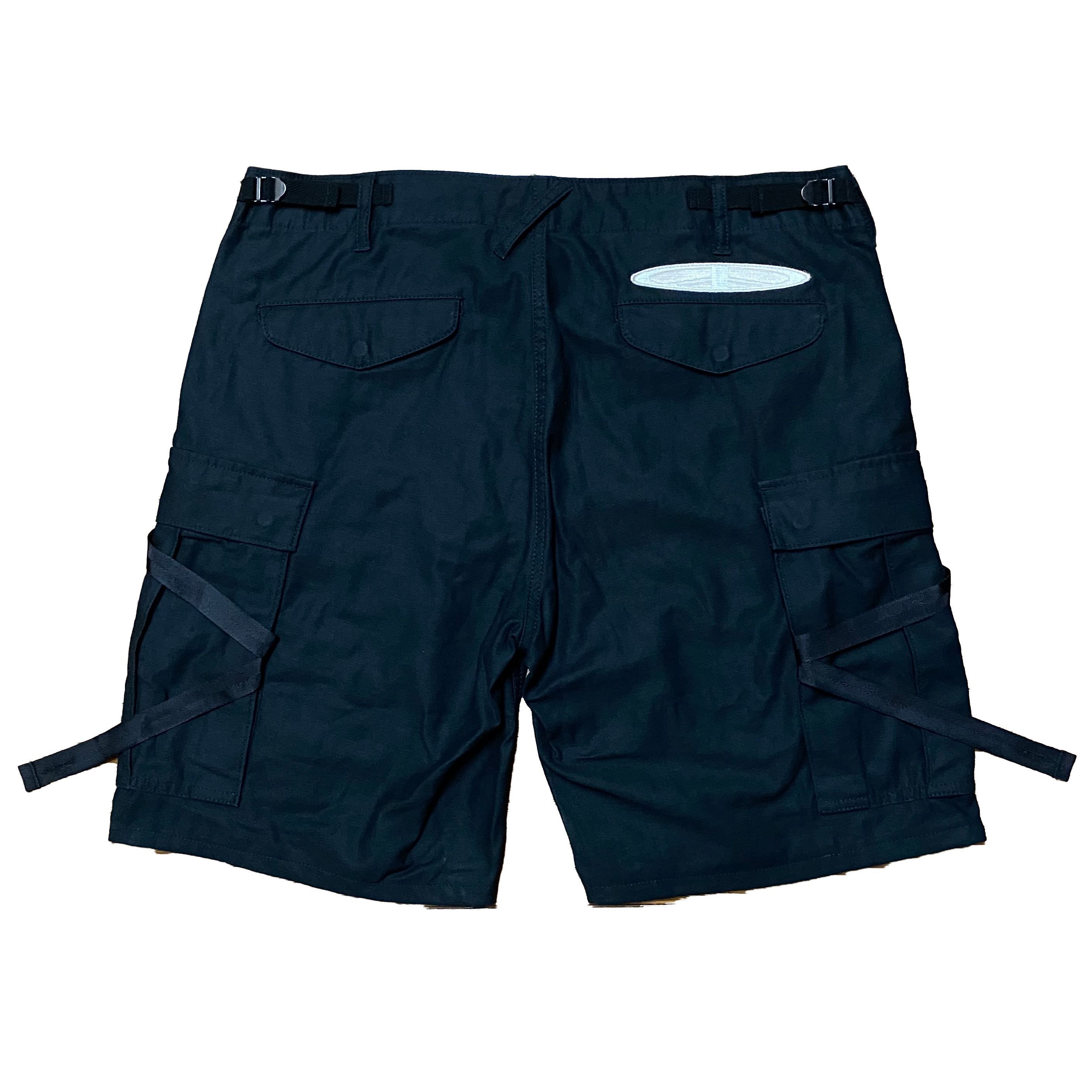 Peace Sign Cargo Shorts - 画像2