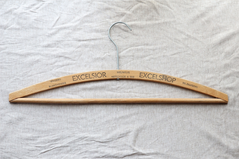木製ハンガー/EXCELSIOR EXCELSHOP