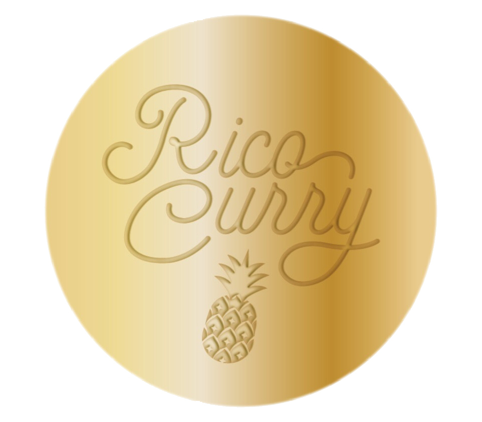 rico curryシール