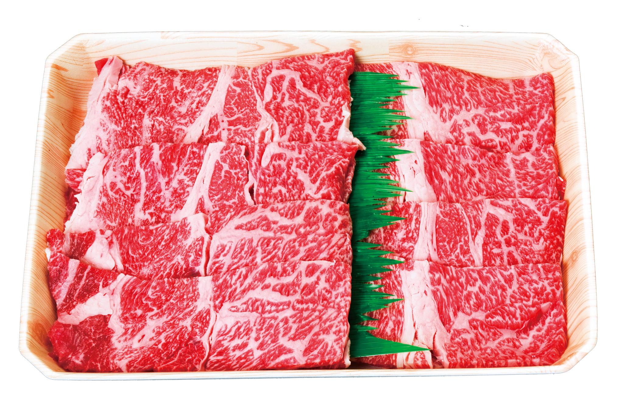 旭志牛上肩ロース焼肉用(450g)