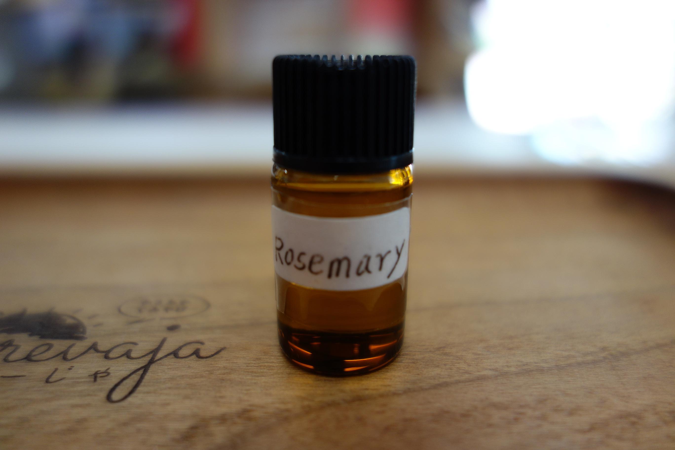 アロマオイル(Rosemary)