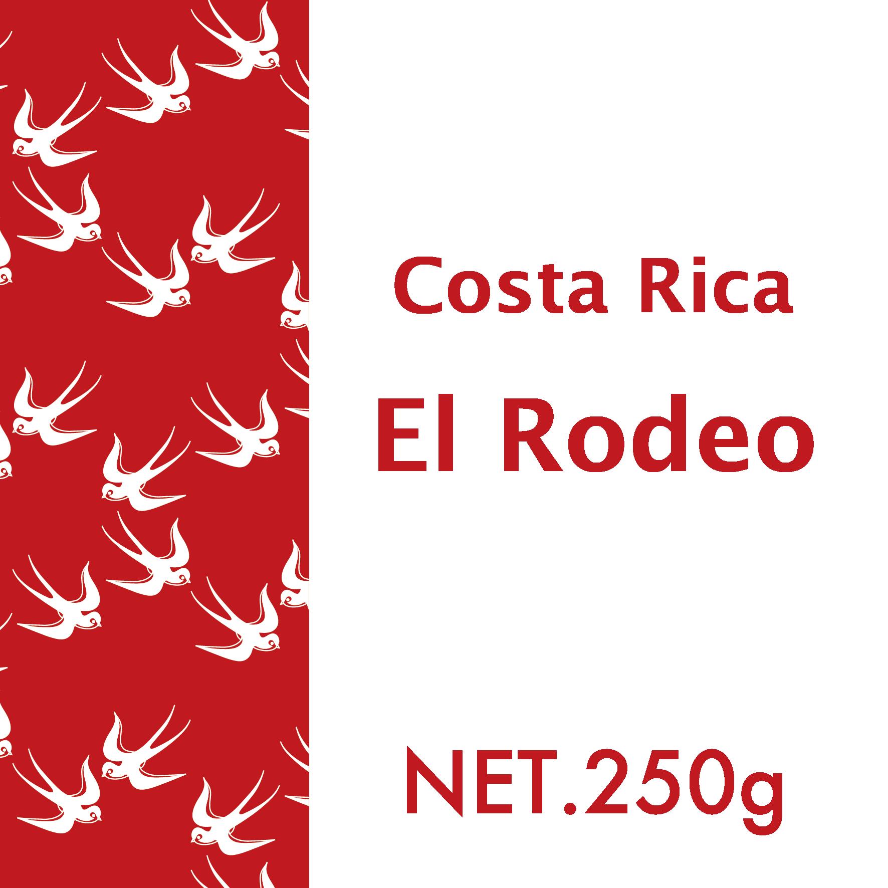 250g コスタリカ・エル ロデオ農園