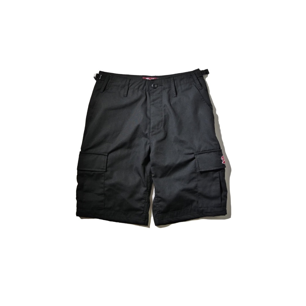 K'rooklyn Half Pants  - Black