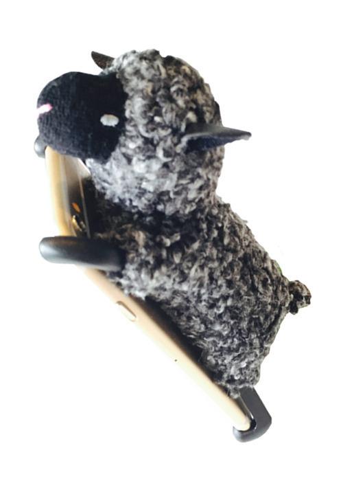 SHEEPY! ダークグレイ  【5s/5/5c】【SE】