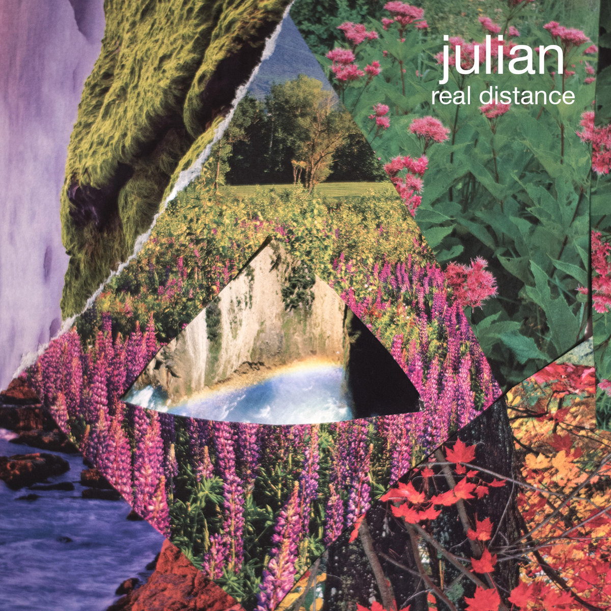 Julian / Real Distance(Ltd Cassette)