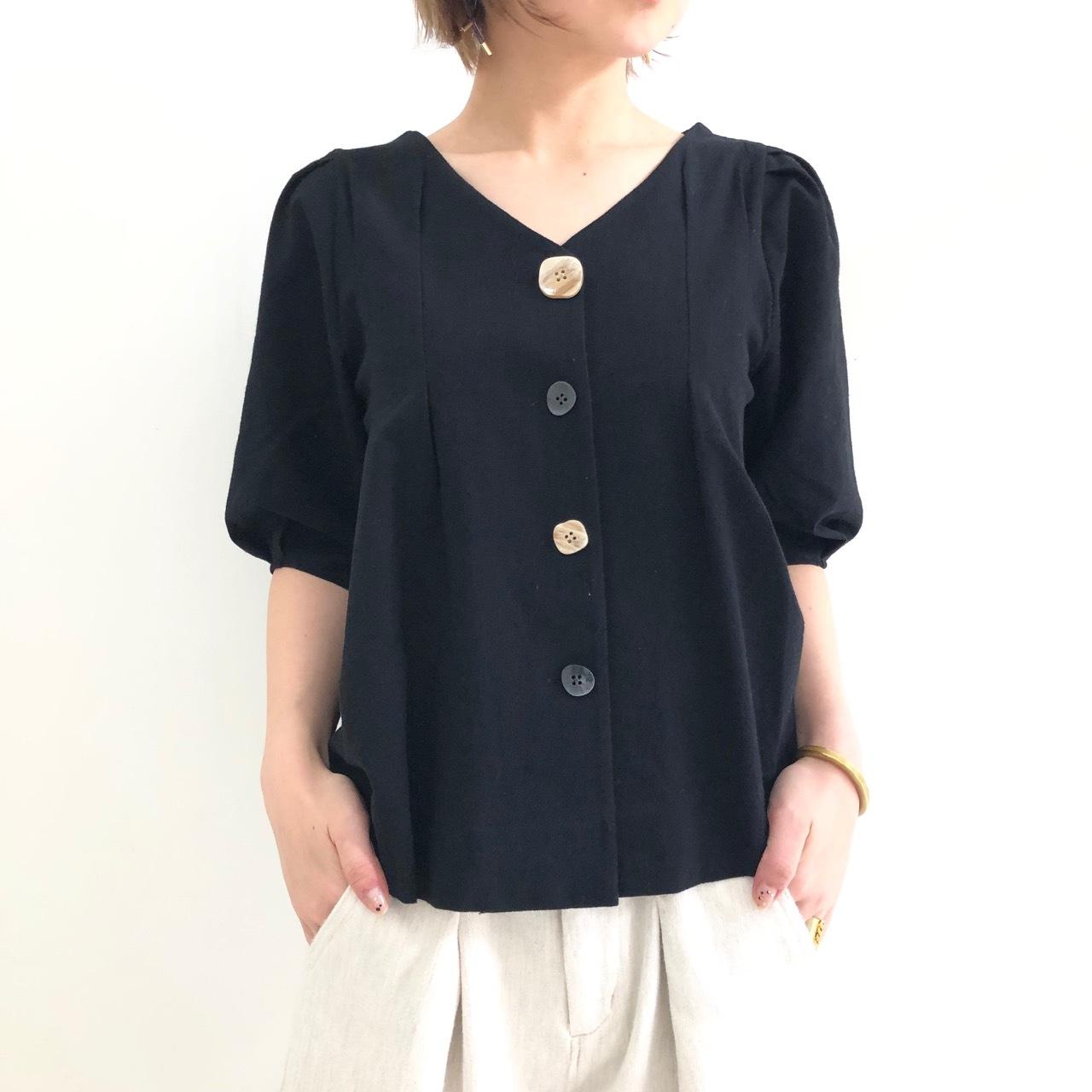 【 ROSIEE 】ボタンシャツ
