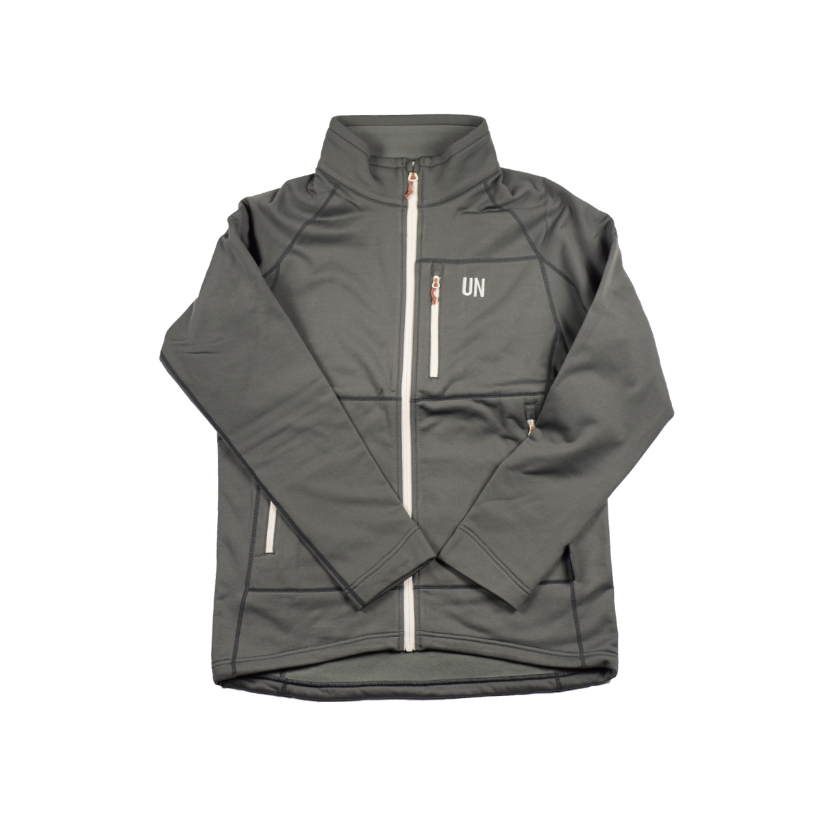 NEW UN3000 Fleece Jacket / charcoal