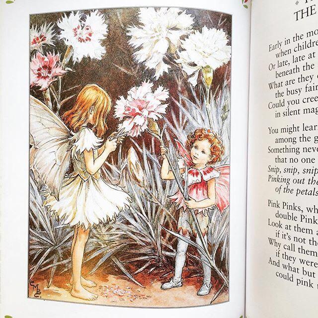 シシリー・メアリー・バーカー詩画集「The Complete Book of the Flower Fairies/Cicely Mary Barker」 - 画像2