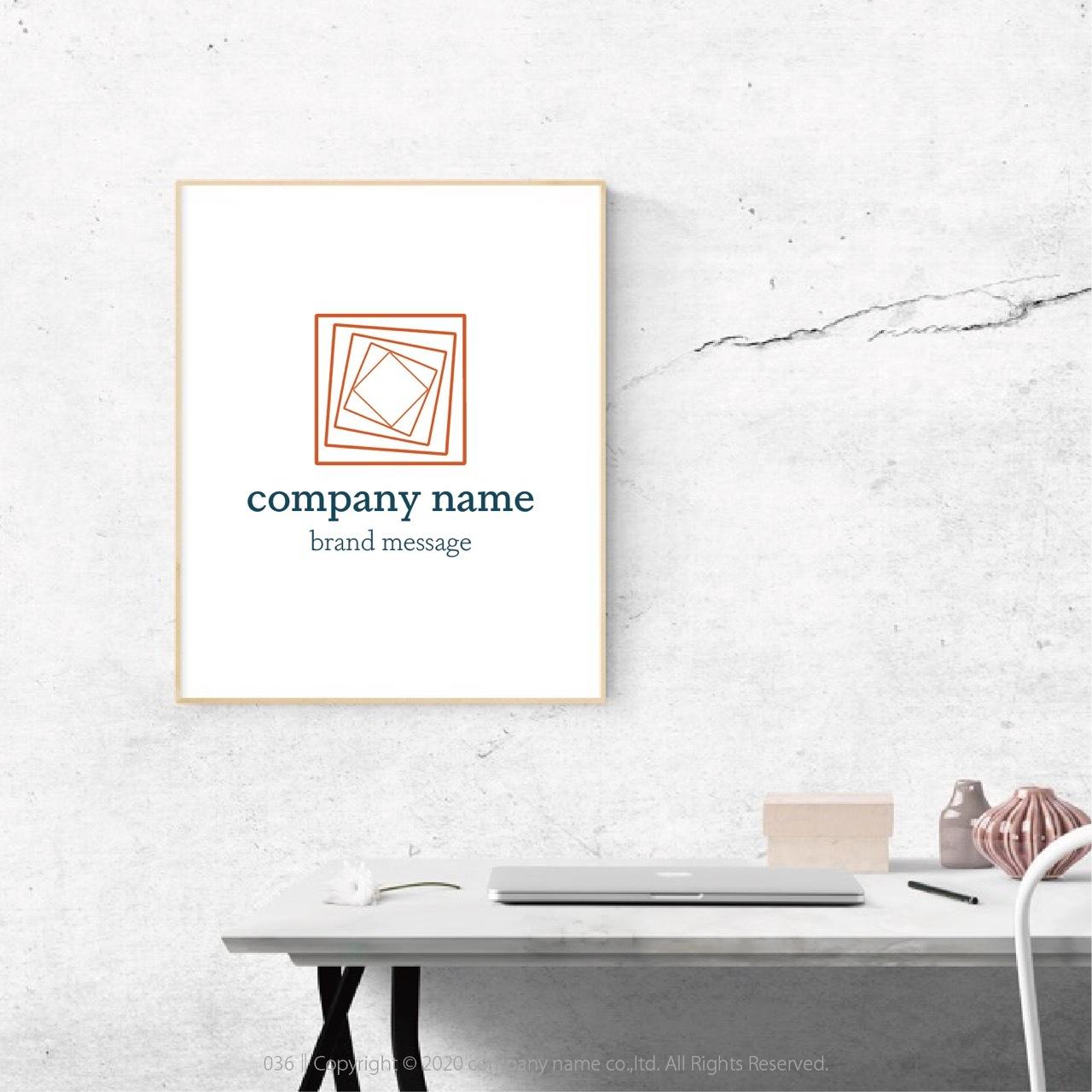 Brand Logo Mark :036