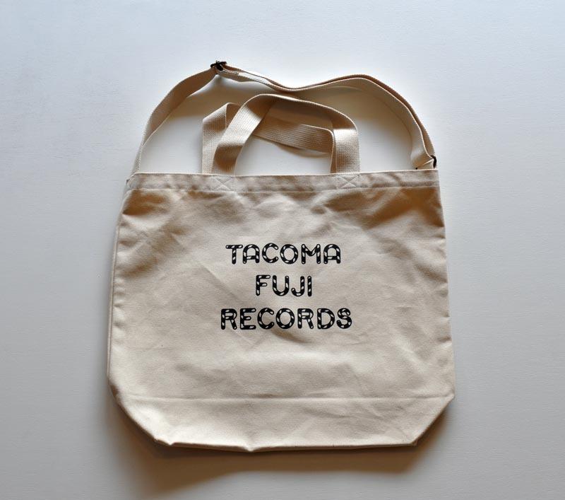 TACOMA FUJI RECORDS TACOMA FUJI TOTE 2018