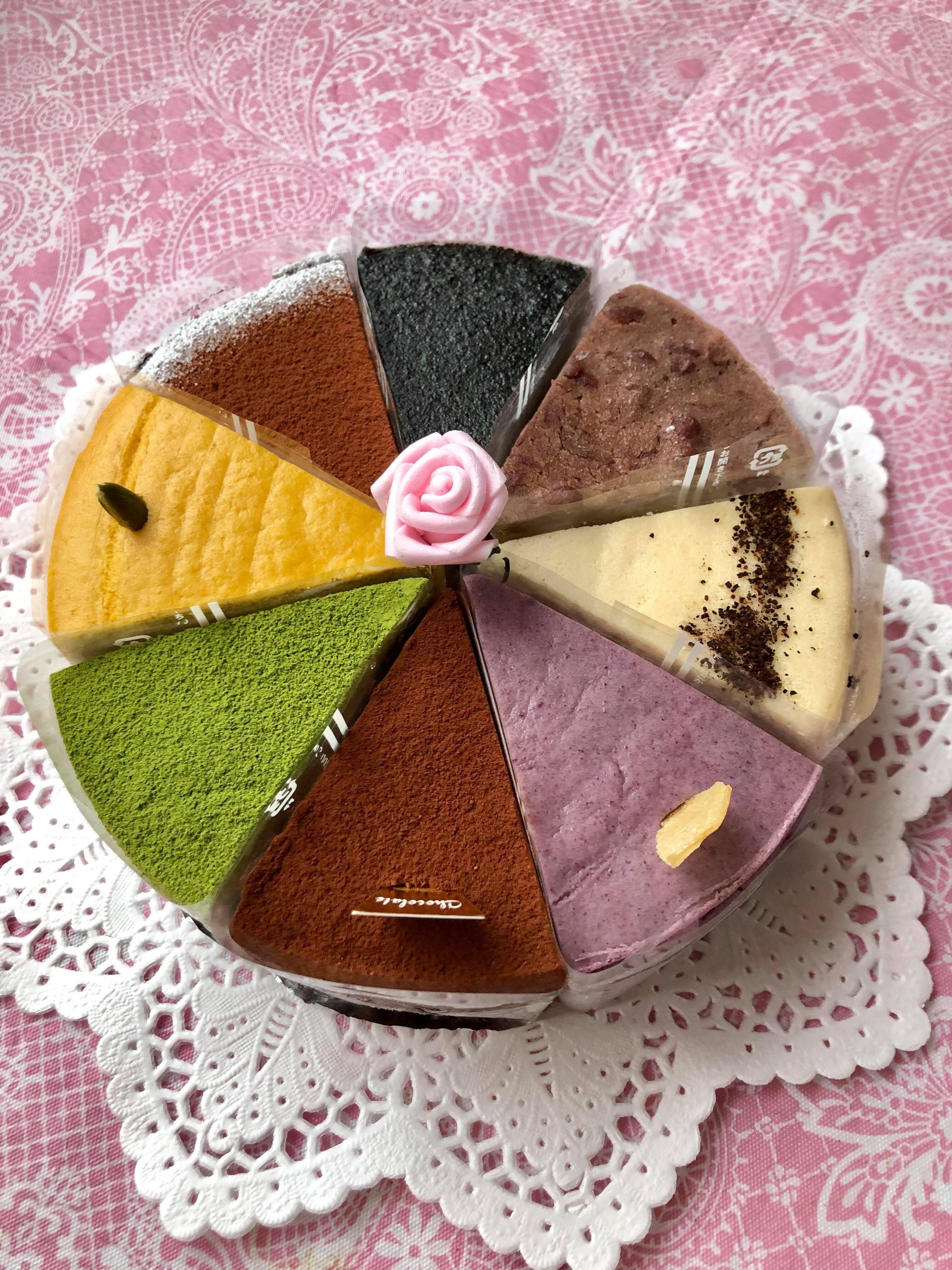 とうふケーキセット8個