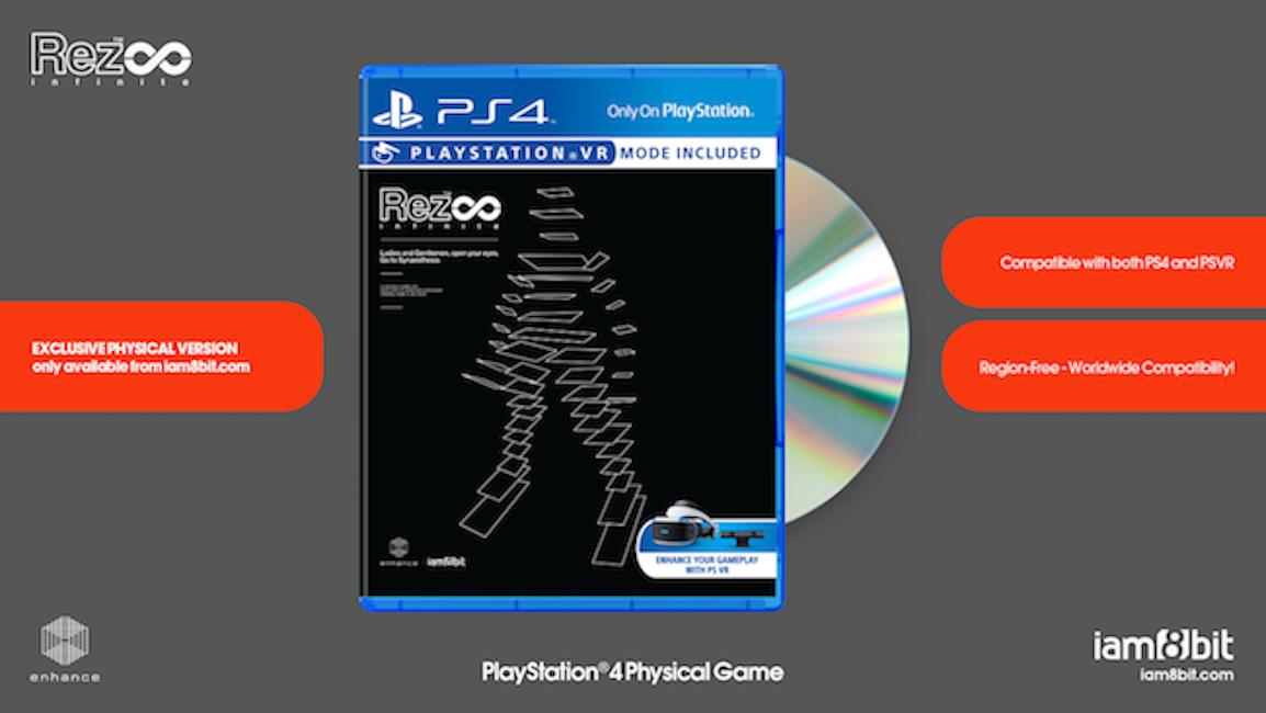 【Rez Infinite】ゲームソフト(PS4パッケージ版) - 画像5