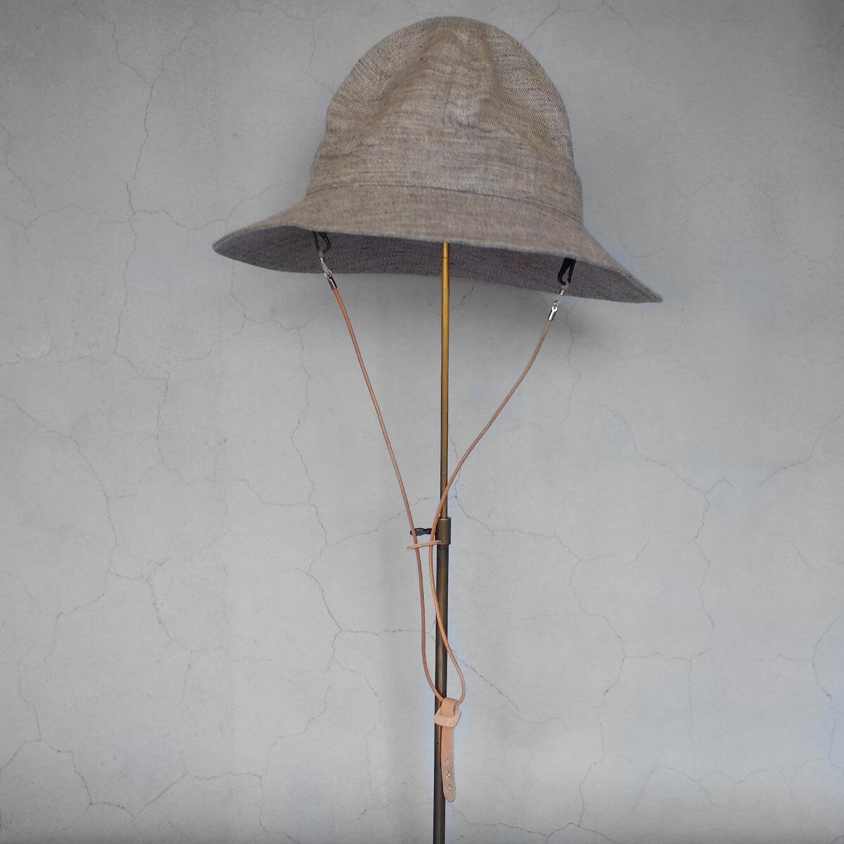Nine Tailor Halesia Hat Top Grey