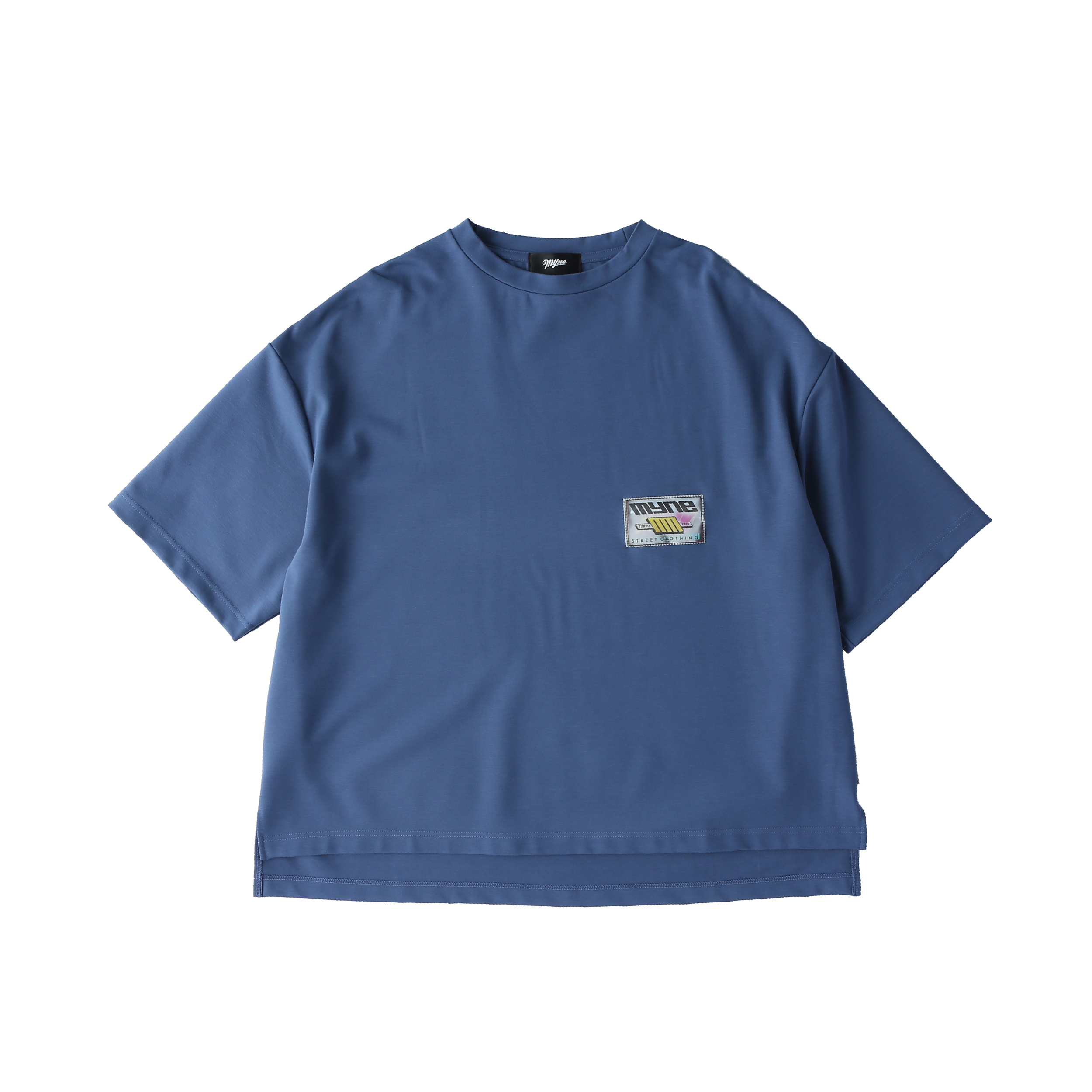 Wappen T-shirt / BLUE - 画像1