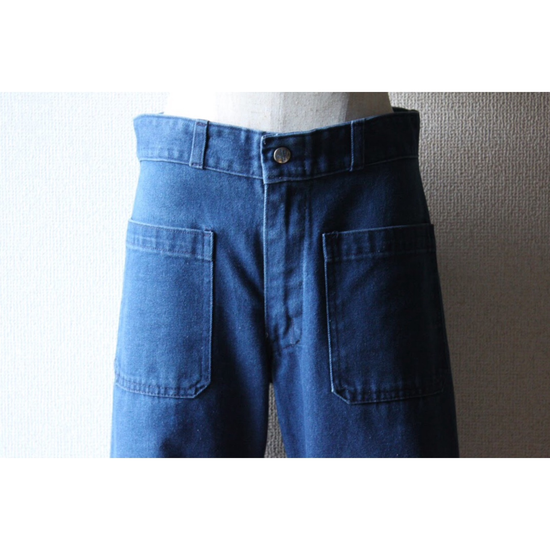 Vintage U.S.Navy type trousers
