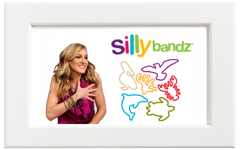 Silly bandz/シリーバンズ マリン