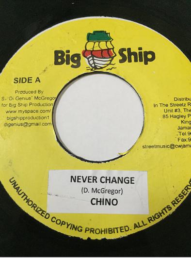 Chino(チーノ) - Never Change【7'】