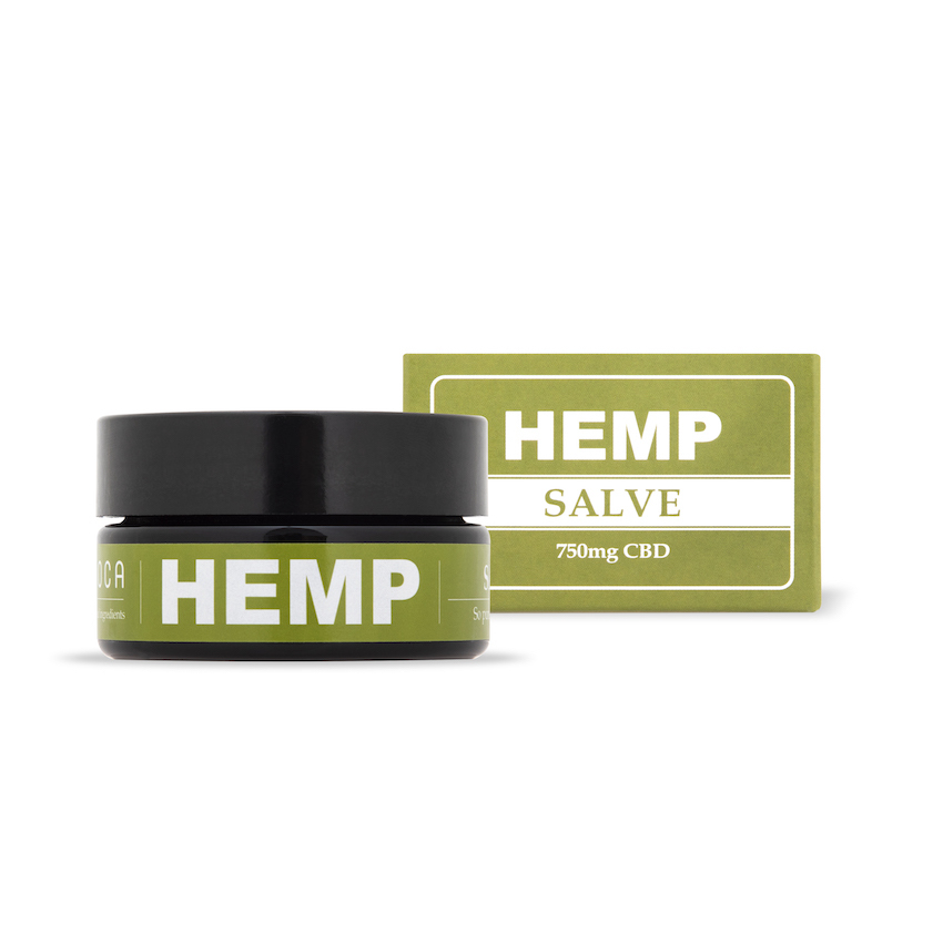 ∞Hemp Salve 750mg CBD∞