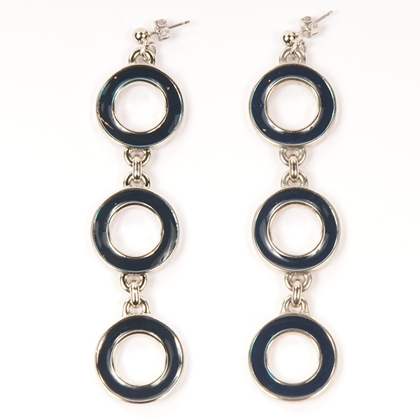 hs17WT-IRJ07 RING PIERCE (navy)