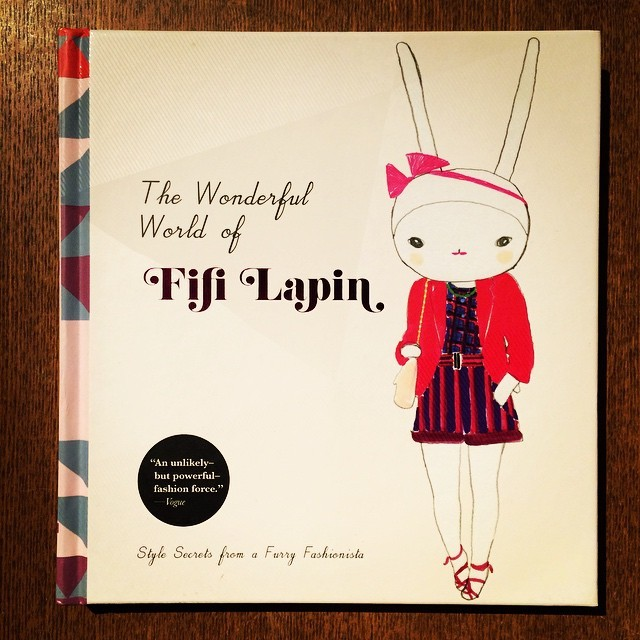 ファッションの本「The Wonderful World of Fifi Lapin」 - 画像1