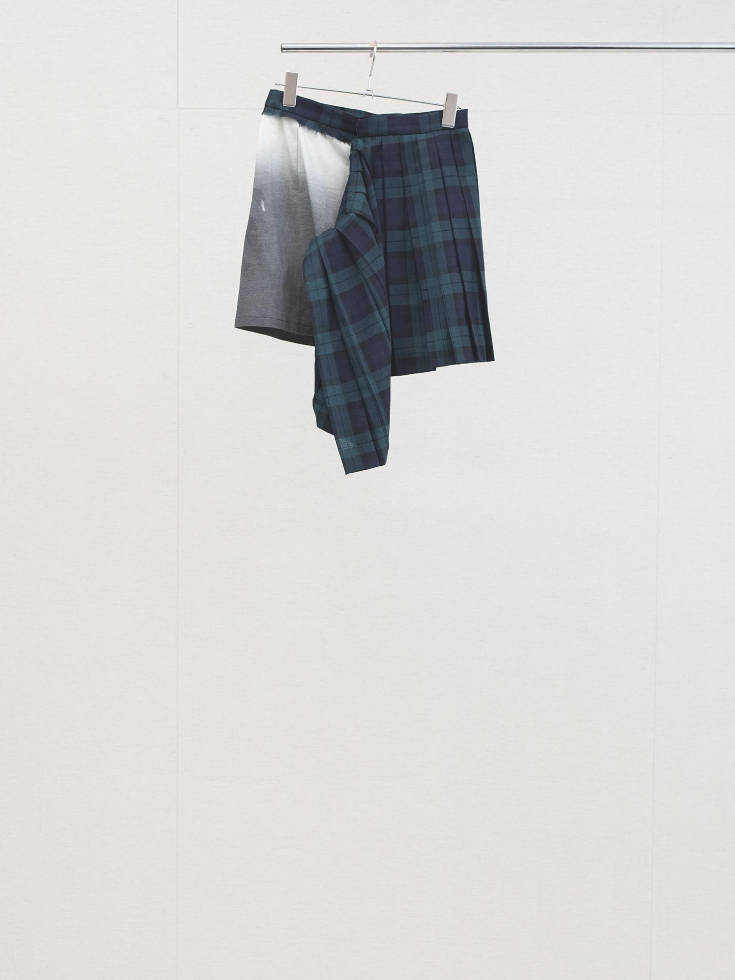 "Broken Short Skirt ""The Ugly Duckling"""