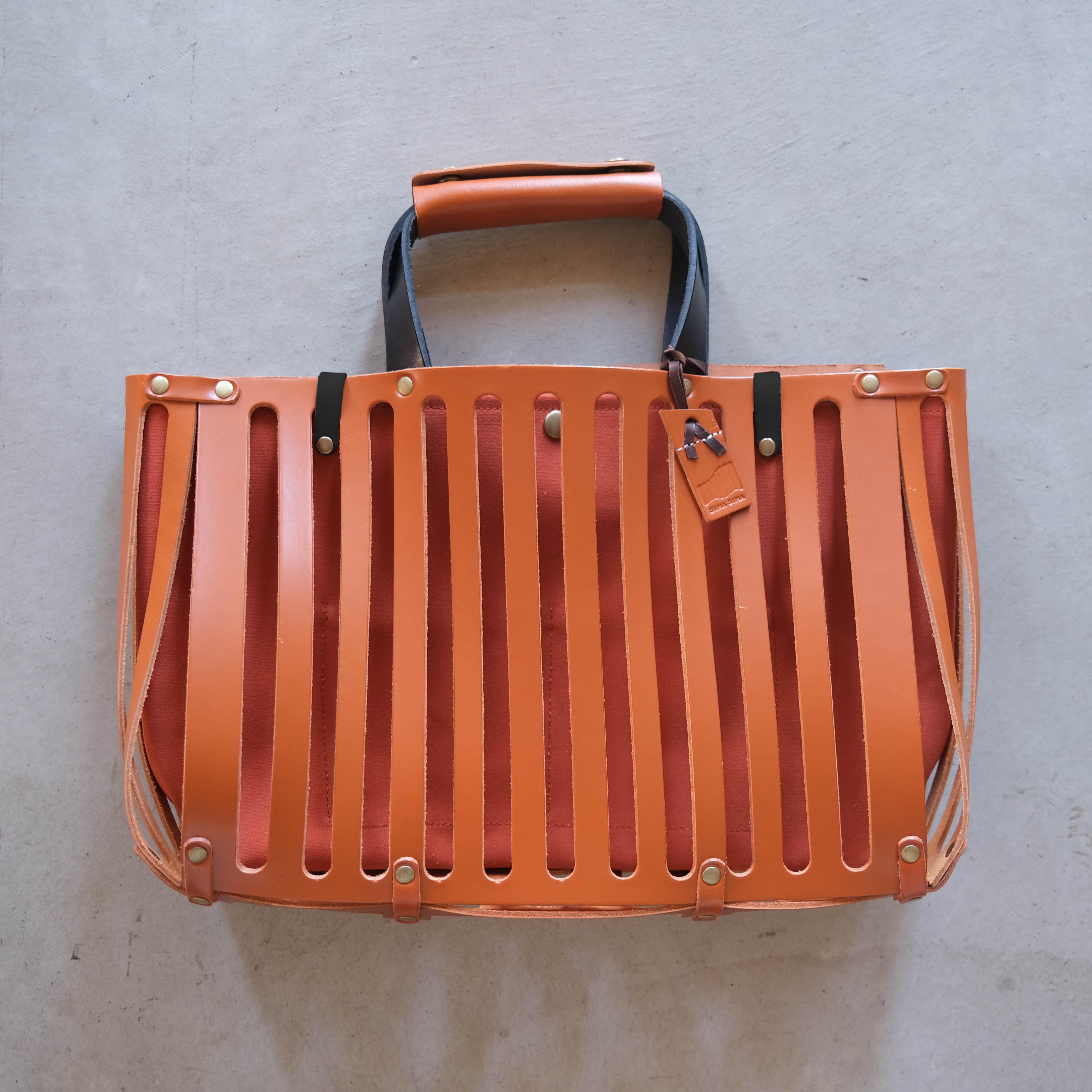 RIGHE 〈 Brown × Orange 〉