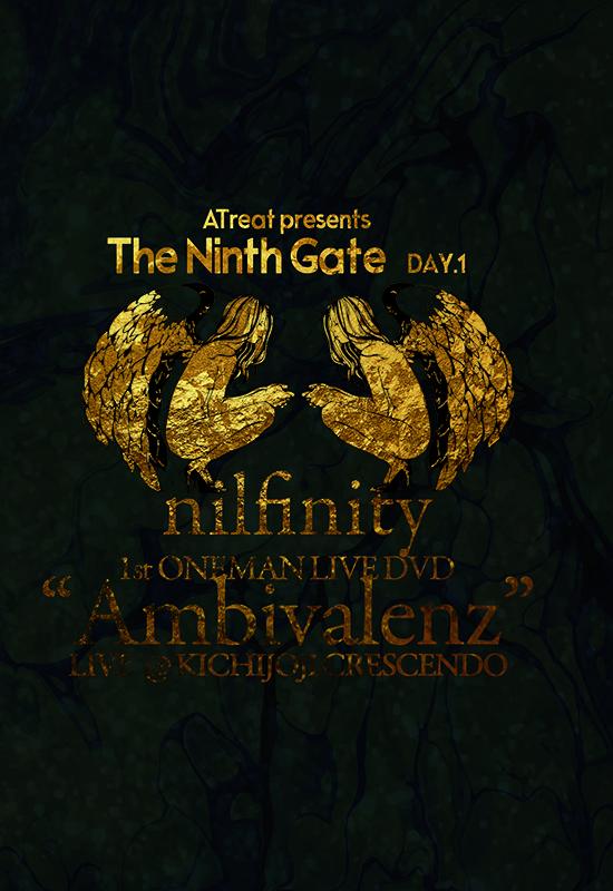 "LIVE DVD ONEMANLIVE ""Ambivalenz"" / nilfinity"