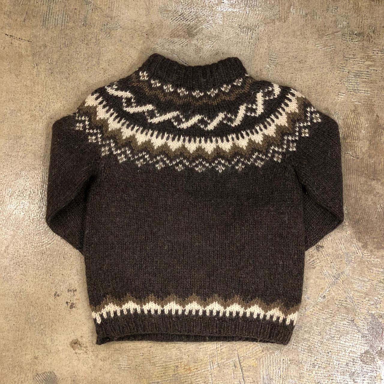 Nordic Sweater ¥4,900+tax