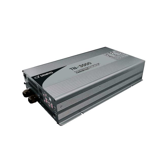 正弦波インバーター TN-3000-124G DENRYO(電菱)TNシリーズ