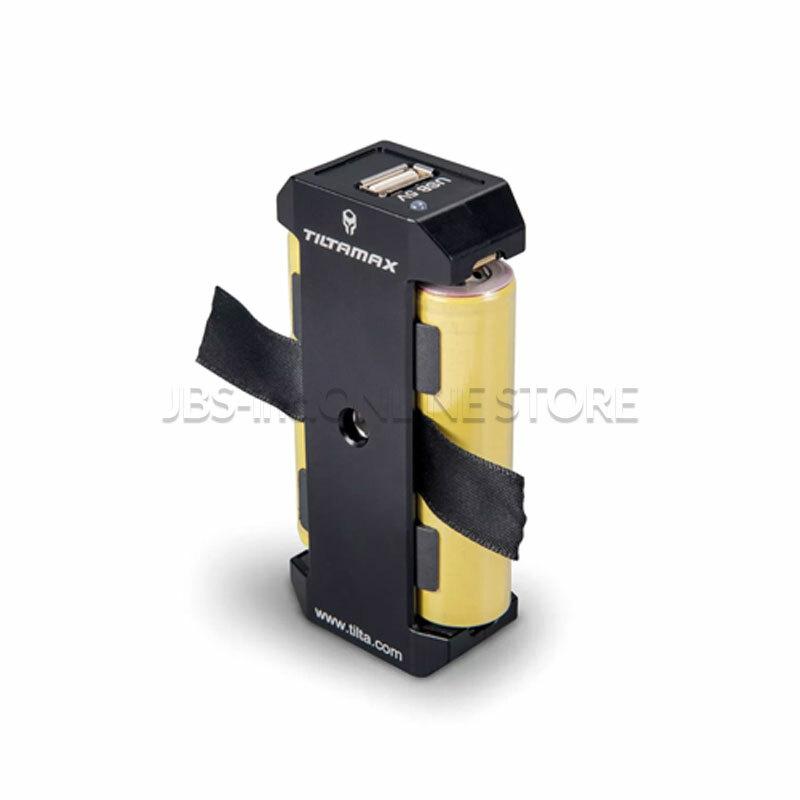 TILTA Dual 18650 Battery Pack for Nucleus Nano Motor