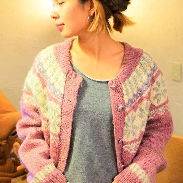 SNOWFLAKE SWEATER #MTTP-021