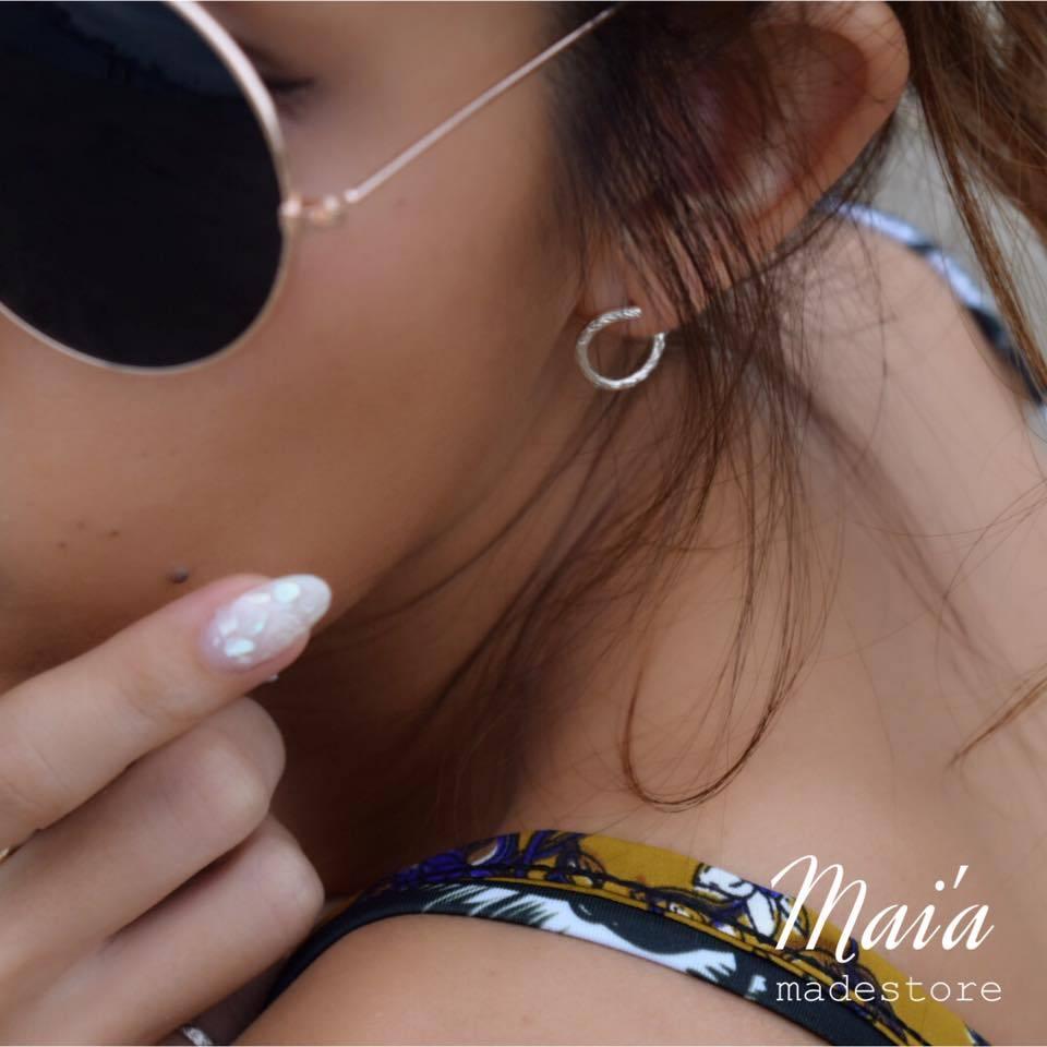 Hawaiian earrings (小)