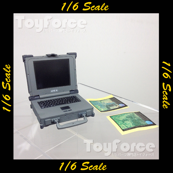 【02912】 1/6 耐環境性ノートパソコン