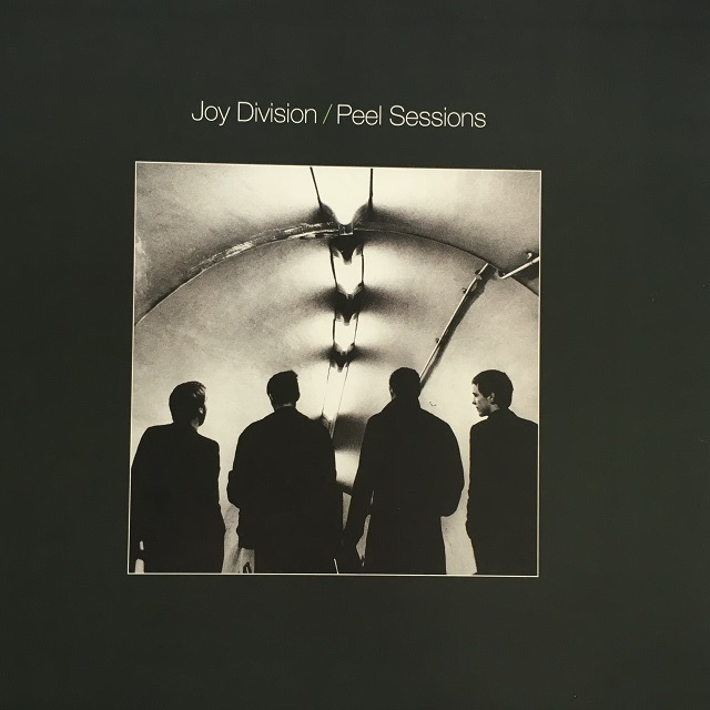 【LP・米盤】Joy Division  /  Peel Sessions