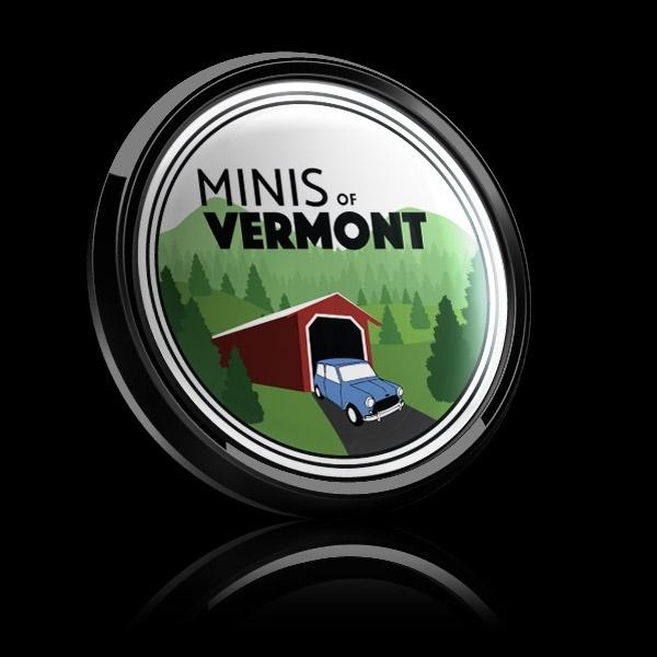 ゴーバッジ(ドーム)(CD1104 - CLUB Minis of Vermont) - 画像4