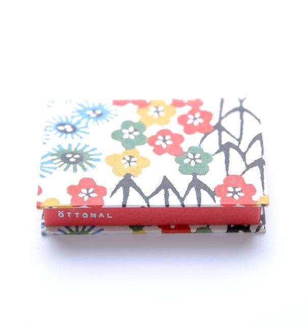 """京都型染アイシャドウ 千代紙 Kyoto Paper Box Eye Shadow """"Chiyogami"""" - 画像2"""