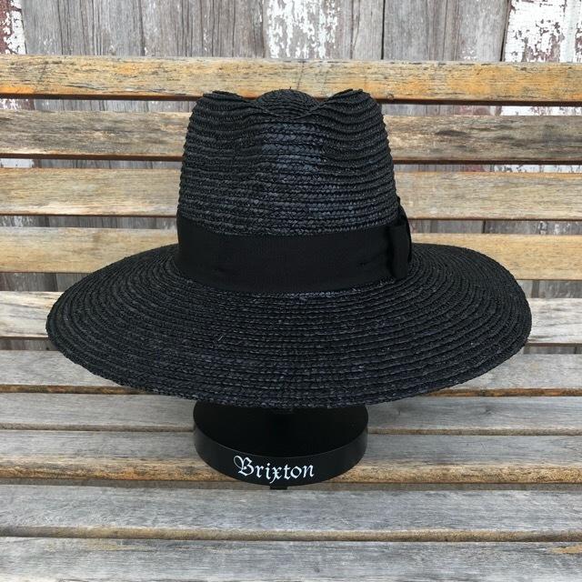 BRIXTON #Joanna Hat Black
