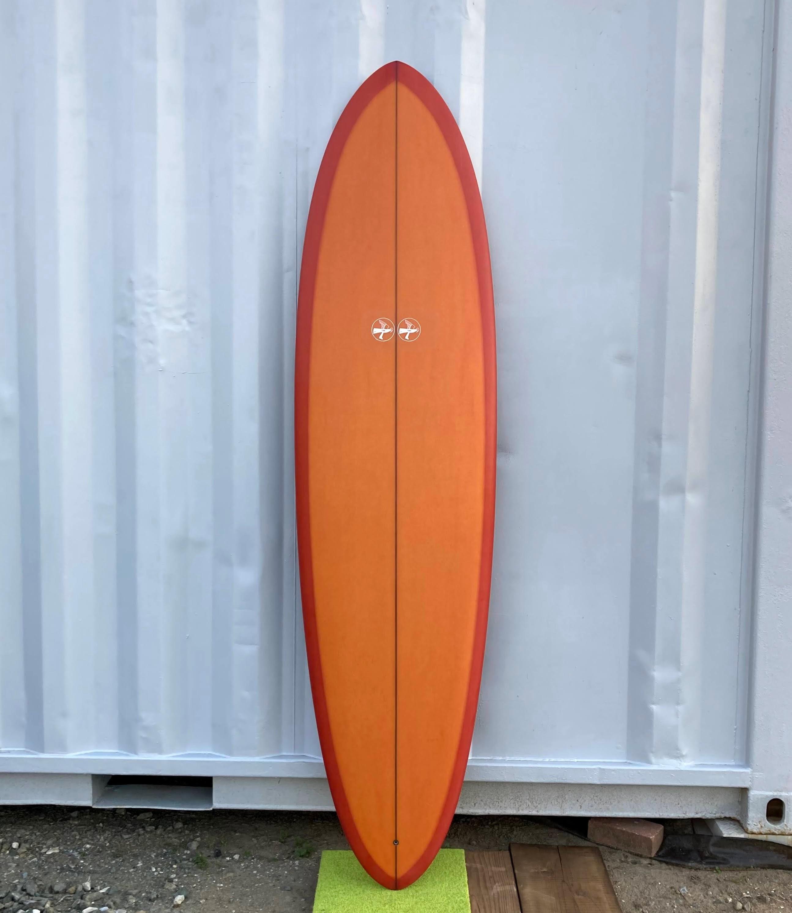 【THC SURFBOARDS】THC サーフボード Hanley  7'4-22 1/2-3 1/5