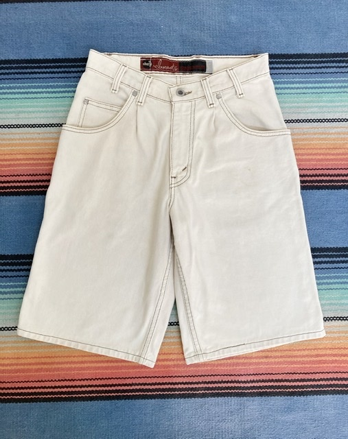 90's Levi's silver Tab elements Shorts